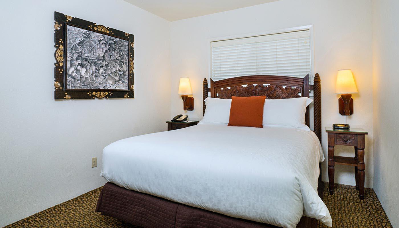 One Bedroom Cottage Bed
