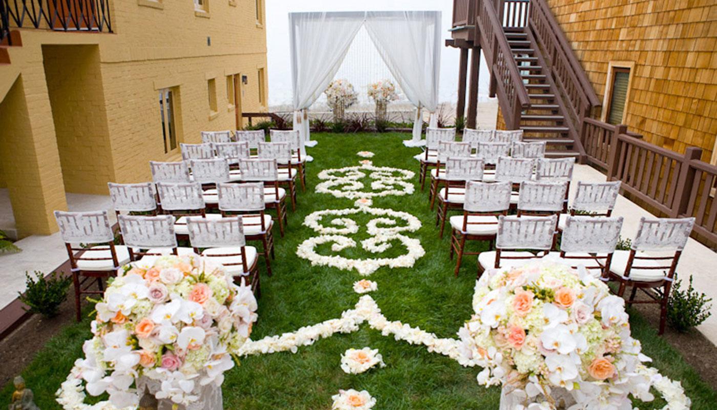 Oak hill park wedding