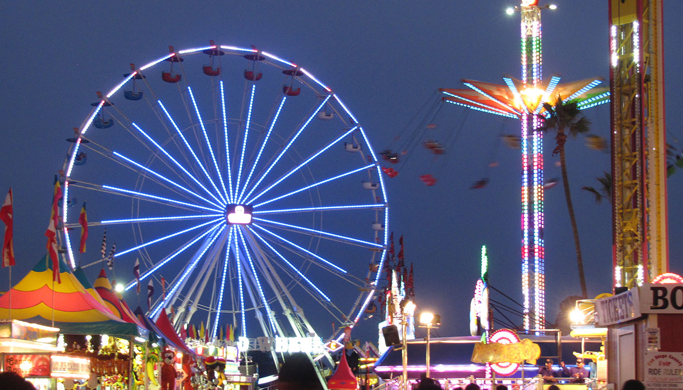 Picture of the San Diego County Fair