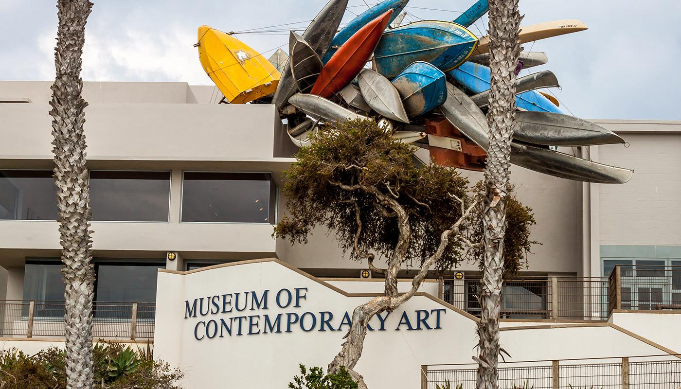 Pantai Inn La Jolla Museum of Contemporary Art