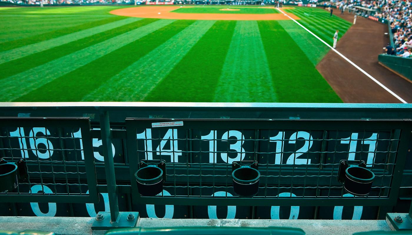 Pantai Inn La Jolla Baseball