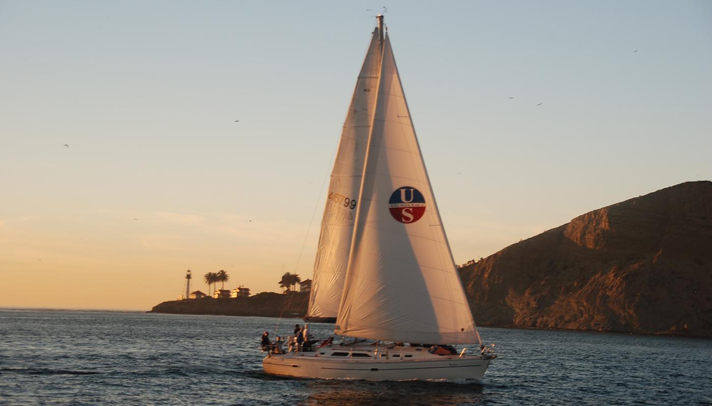 Pantai Inn La Jolla Sailing