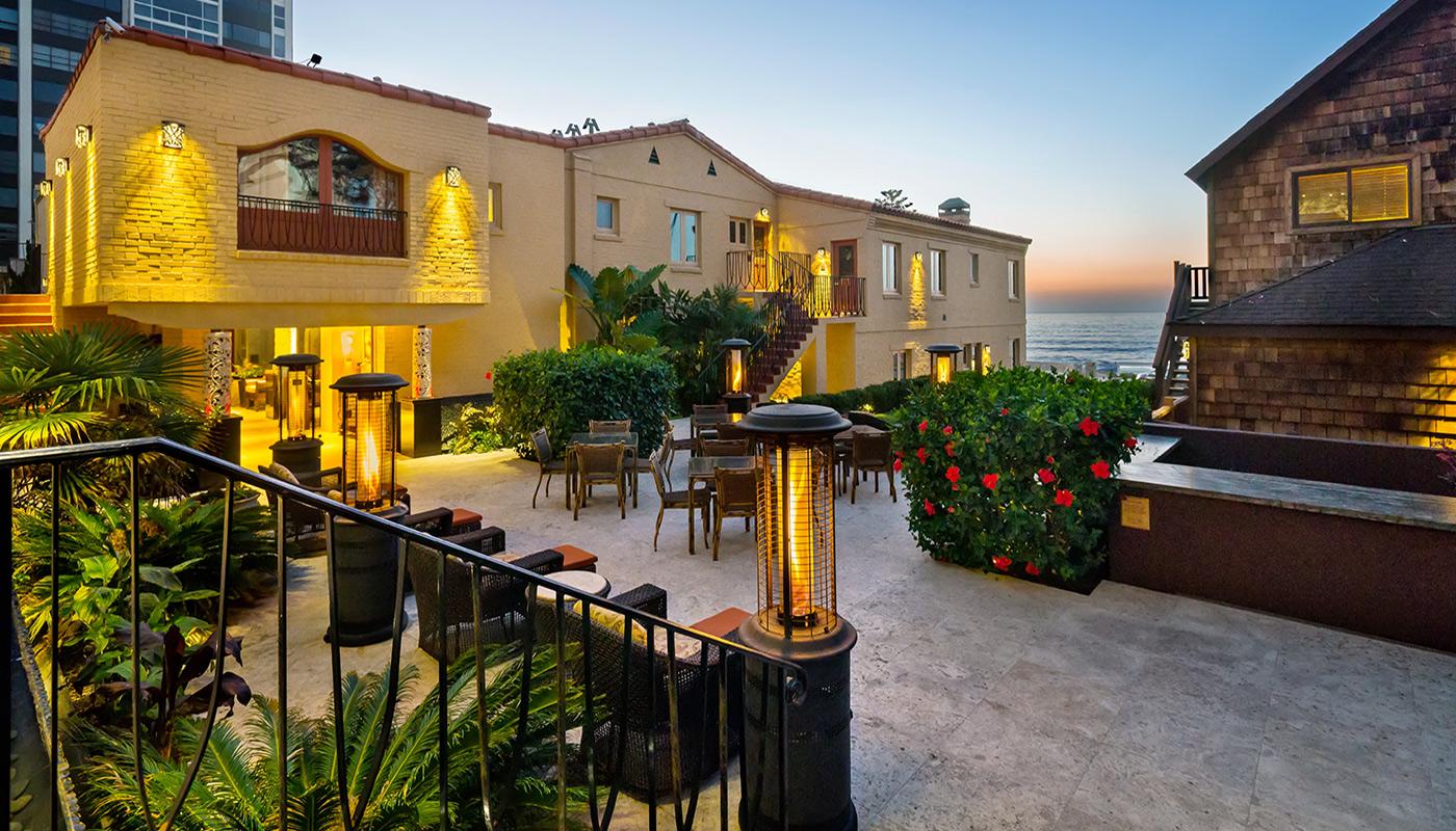Pantai Inn - La Jolla, CA